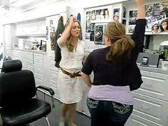 Sasha Alexander Dance Video