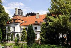 Baszków, pałac.