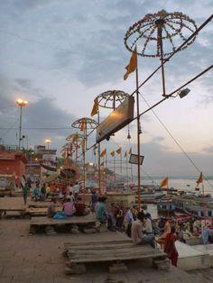 #Varanasi #Shore #Sunrise