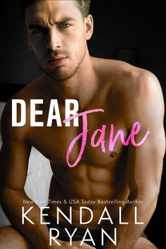 Descargar o leer en línea Dear Jane Libro Gratis (PDF ePub Mobi) - Kendall Ryan, From New York Times bestselling author Kendall Ryan comes a second chance romance about a hotshot quarterback and the. Paranormal Romance Books, Romance Novels, New Books, Books To Read, Contemporary Romance Books, Ji Hoo, Love Book, Book 1, Prince Charming