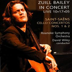SAINT-SAENS, C.: Cello Concertos Nos. 1 and 2 / Le cygne (arr. for cello and orchestra) (Zuill Bailey in Concert - Live 2005)-Zuill Bailey-Delos