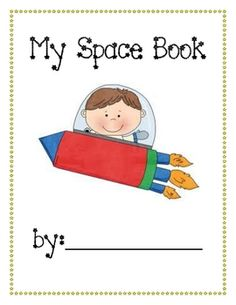 Each page allows students to write What I learned about space today and there is room for a picture and for them to write a few sentences about w. First Grade Science, Kindergarten Science, Science Classroom, Science Education, Teaching Science, Kids Education, Teaching Ideas, Science Daily, Weird Science