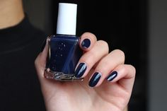 Essie Gel Couture - Caviar Bar | The best for last, this is my favourite from the shades that I was sent. I really love blues and this is no different. This navy creme is especially shiny and smooth, making it really luxe.