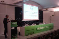 Presenting iSAC at Bdigital