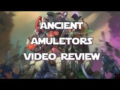 Ancient Amuletors Video Review: Become the Tower - http://www.entertainmentbuddha.com/ancient-amuletors-video-review-become-the-tower/