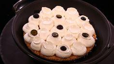 - Crème cheesecake coco- « Confiture » minute- Réalisation