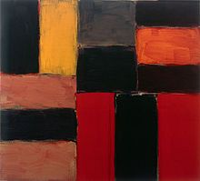 Lesson Three research:  geometric abstraction,  Sean Scully - Wikipedia, the free encyclopedia