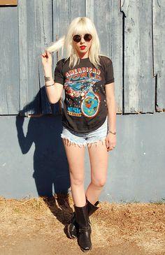 Black Country Rock. - Brittany Burnett