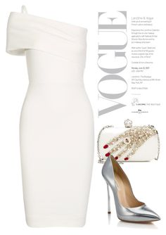 """""""Nov 9th (tfp) 2509"""" by boxthoughts ❤ liked on Polyvore featuring Alexander McQueen, Casadei, Michelle Mason and tfp"""