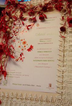 """Albergo Cesàri Roma """"il Matriomonio Etico """" - """"Ethical Wedding"""" . Dicembre 2012 Alessandra Fabre Repetto www.alessandrafab..."""