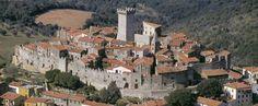 Anche da #Capalbio, il comune più a sud della Toscana, si può usare il 4G di Vodafone #EstateSmart #itinerari4g http://voda.it/4g-estate