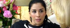 Watch Joan Rivers interview Sarah Silverman for 25 minutes. I love Sarah, will have to watch later.