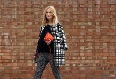 Mix up prints in structural pieces #work #trend #fashion #smith&caugheys
