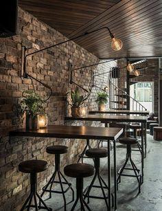 你也是被餐厅背景墙吸引进去的吗?【设计联·905期】