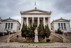 National Library of Greece © Popi Kmb