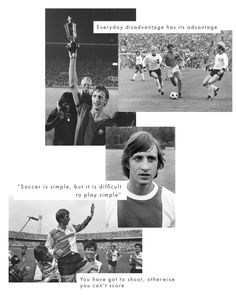 Johan Cruyff who sadly passed away on the March was widely regarded as one of the greatest players in football history. His take on football was to make it Latest Football News, English Premier League, News Stories, History, Movie Posters, Breaking Football News, Historia, Film Poster, Billboard
