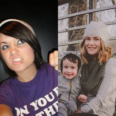 Teenage Rebellion To Raising A Tiny Human. Ten Year Difference