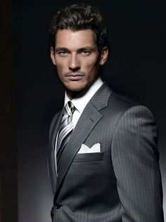 ‿✿⁀°•. ⚫️ °•.‿✿⁀ ~~~~David Gandy - He is definitely Barrons from the Fever Series or Christian Gray