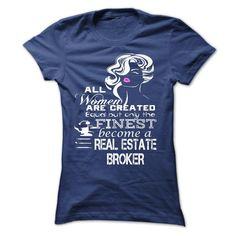I am a Real Estate Broker T-Shirts, Hoodies. BUY IT NOW ==► https://www.sunfrog.com/LifeStyle/I-am-a-Real-Estate-Broker-22597622-Ladies.html?id=41382