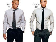 Fit Certo e Fit Errado da Camisa