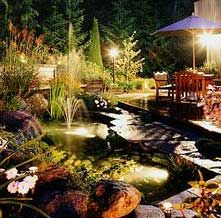 Landscape Lighting  When it comes to placement of landscape lighting in the yard, you need to keep a few things in your mind...