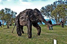 NZ Sculpture onShore :: The Art & Artists