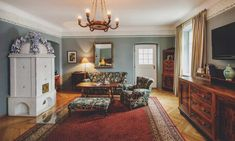 Landhaus zu Appesbach | Windsor Suite Windsor, Farmhouse