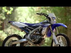 2016 Yamaha WR450F Features & Benefits Walk around Promo Video