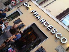 Da Francesco à Roma, Lazio
