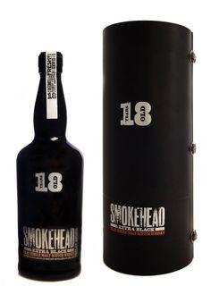 Smokehead single malt 18 yrs old whisky