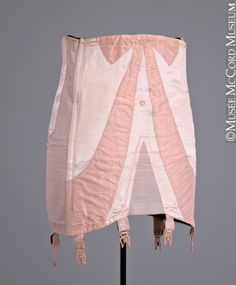 Girdle, 1930s, McCord Museum