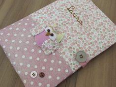 Porta Caderneta de Vacinas Owl