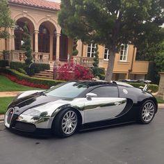 This is the one for me, i've called it, it's my favourite BugattiVeyron. Dayum!