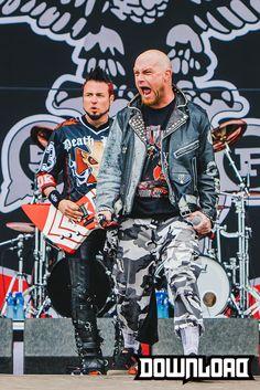 Five Finger Death Punch / Download 2015