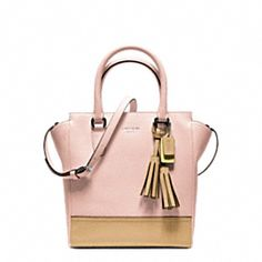 LEGACY COLORBLOCK LEATHER MINI TANNER CROSSBODY....obsessed with the colors here