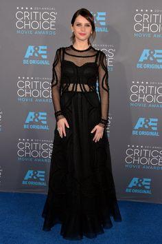 Felicity Jones, Critics Choice Awards 2015
