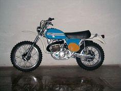 KTM 175 GS 1975