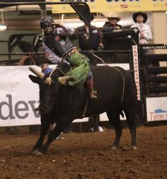 Chandler Bownds at the tenth event of the San Angelo Stock Show and Rodeo at the Foster Communications Coliseum Wednesday evening, Feb. 27.