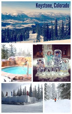 Family Ski Vacation to Keystone - what to do with the kids at Keystone Resort