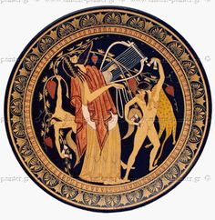 brygos painter red figure plate