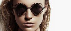 Sunglasses at 80's Purple