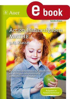 Action-Hausaufgaben Mathe 3+4
