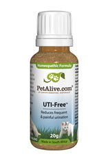 This is one of the best homeopathic remedies remedies for cats I've ever discovered for cats who are prone to urinary tract infections!  Use it regularly to prevent UTI's cause it works!  They also offer a buy 2, get 1 free so we can stock up!