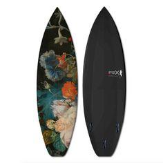 Flowers 1 Surfboard