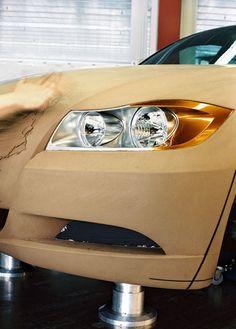 2004 BMW 3 Series - Sedan — [EN] Development process started in early 2000 and design frozen in Exterior designed by Joji Nagashima. Bmw 320d, Clay Design, Bmw 3 Series, Guy Stuff, Automobile, Design Process, Design Model, Exterior Design, Designers
