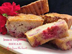 an affair from the heart: Lemon Raspberry Bread