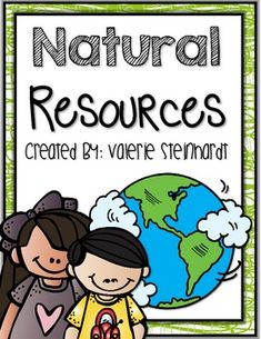 Complete natural resource unit! Anchor charts with pictures and definitions, thinking maps, folables, interactive notebook pieces, and a mini reader! Included in this set:  -Anchor charts and posters -Circle maps -Tree map picture sort -Interactive notebook piece -Man-made or nature made foldable -A mini book for students to create from what they have learned!