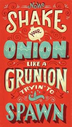Typeverything.com - Shake Your Onion by Mary Kate...