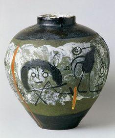 joan miro ceramics | Joan Miró Online Imagebank | Grand vase (1956)