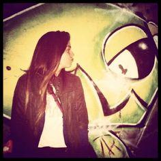 #taemchoque #graffiti #streetart #grafitesp @thaliviggiani  - @vito_tec- #webstagram